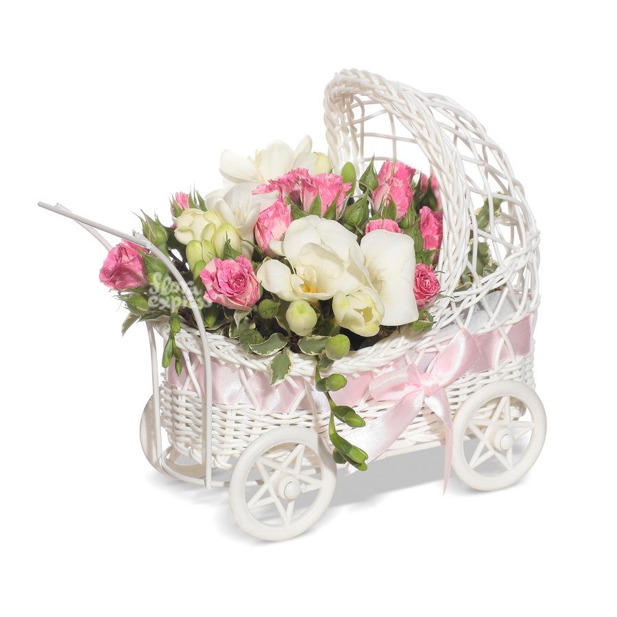 Какие цветы дарят на рождение ребенка, цветов дню рождения