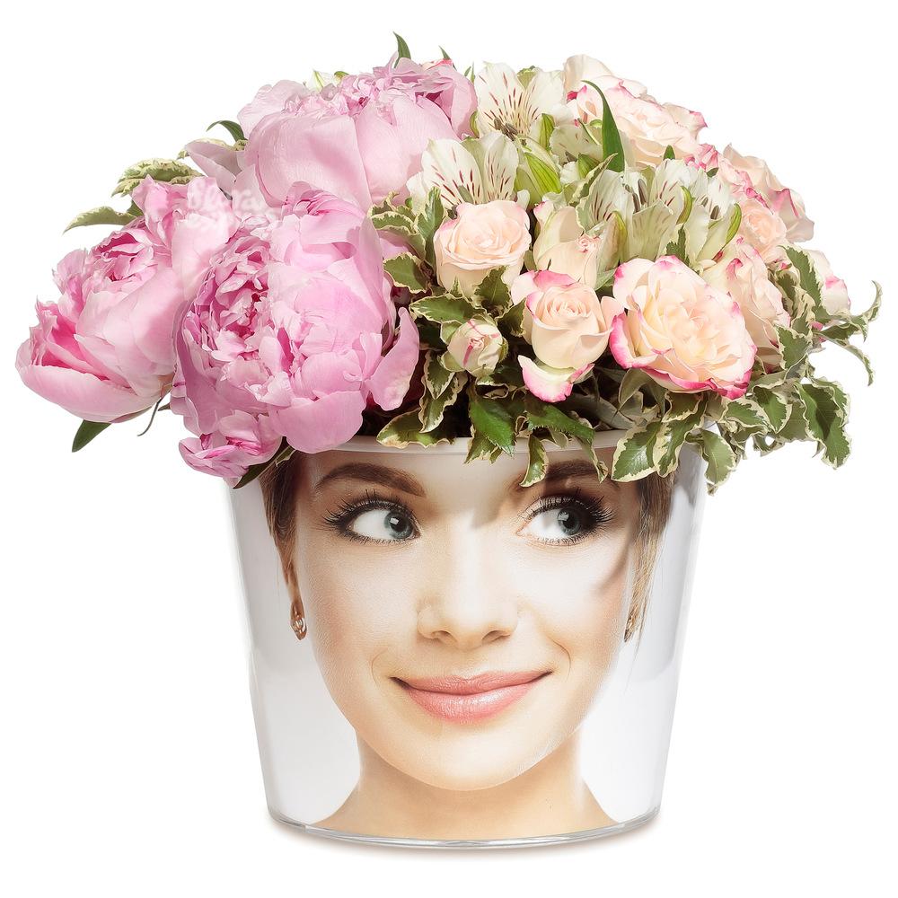Букет «Flora Express», Cherchez la femme